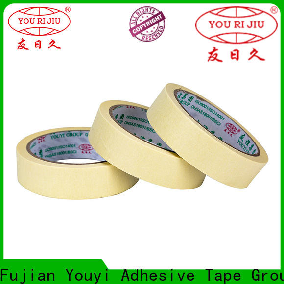 no residue paper masking tape directly sale for woodwork