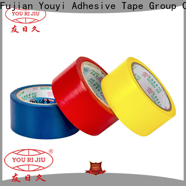moisture proof pvc electrical tape wholesale for insulation damage repair