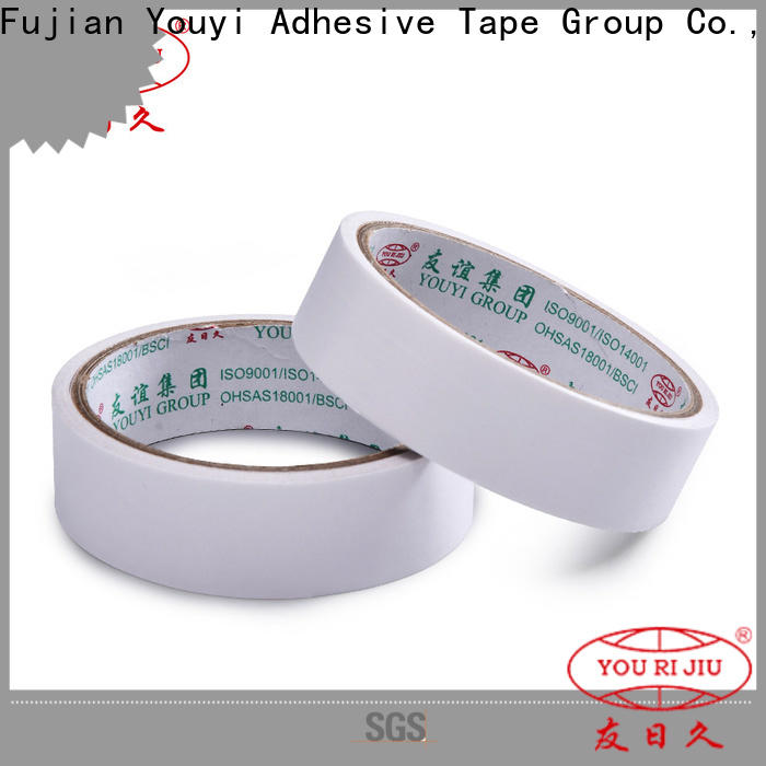 Yourijiu double face tape manufacturer for food