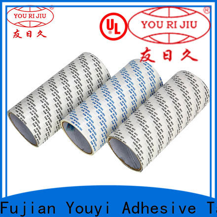 Yourijiu stable pressure sensitive tape manufacturer for hotels