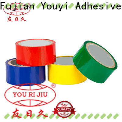 non-toxic bopp packing tape factory price for decoration bundling