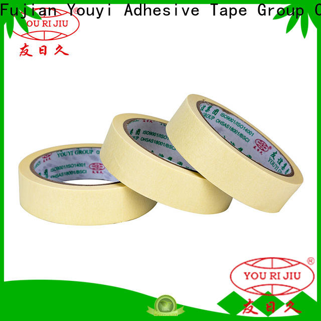 good chemical resistance best masking tape wholesale for home decoration