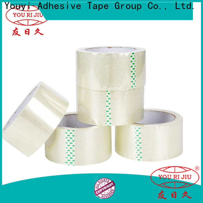 Yourijiu good quality bopp printed tape supplier for carton sealing
