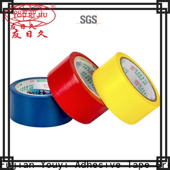 Yourijiu pvc electrical tape supplier for transformers