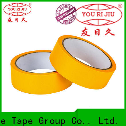 Yourijiu rice paper tape manufacturer for storage