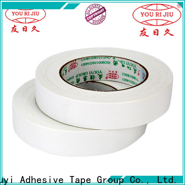 Yourijiu double tape promotion for stickers