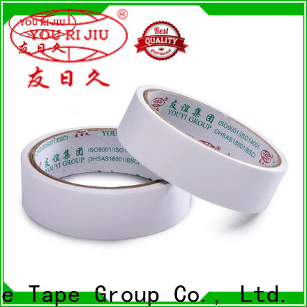 Yourijiu safe double sided tape manufacturer for stickers