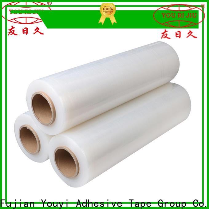 Yourijiu good quality Stretch Film supplier