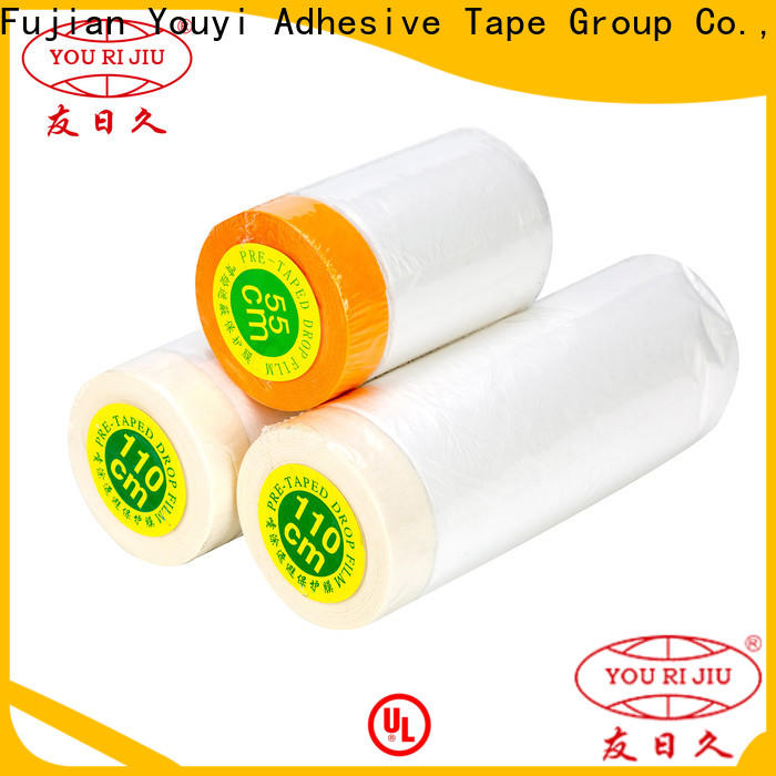 Yourijiu adhesive masking film with good price for office