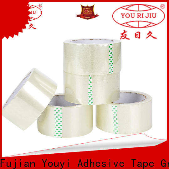 Yourijiu good quality colored tape factory price for decoration bundling