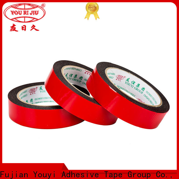 professional double face tape manufacturer for food