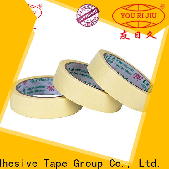 Yourijiu adhesive masking tape wholesale for home decoration