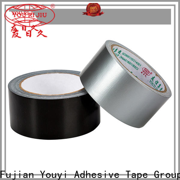 Yourijiu duct tape supplier for heavy-duty strapping