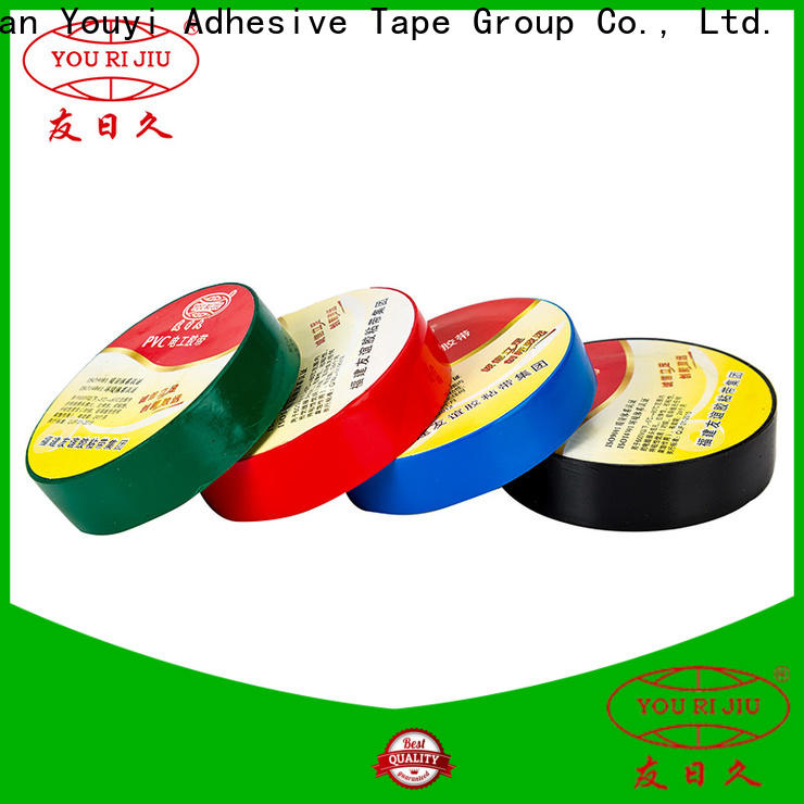 Yourijiu corrosion resistance pvc sealing tape supplier for wire joint winding