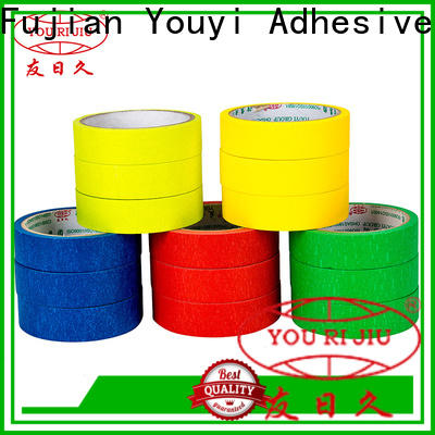 good chemical resistance best masking tape easy to use for light duty packaging