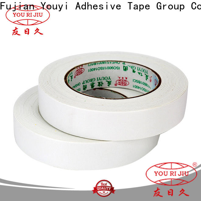 Yourijiu safe double sided eva foam tape promotion for office