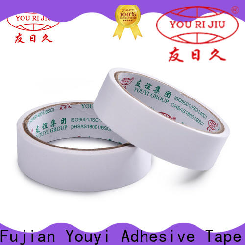 Yourijiu aging resistance double side tissue tape at discount for food
