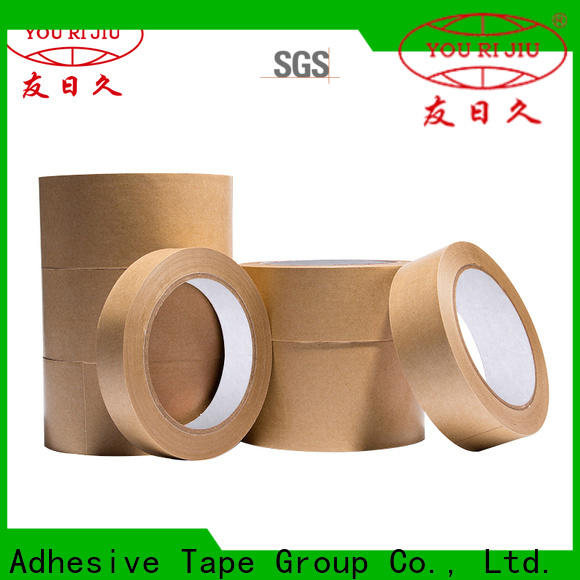 durable kraft paper tape factory price for food package