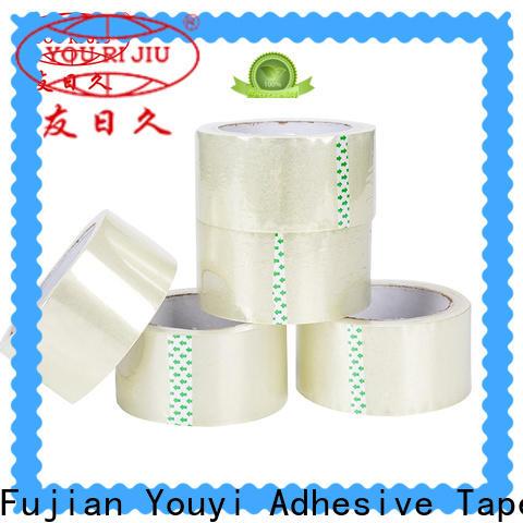 Yourijiu clear tape high efficiency for carton sealing