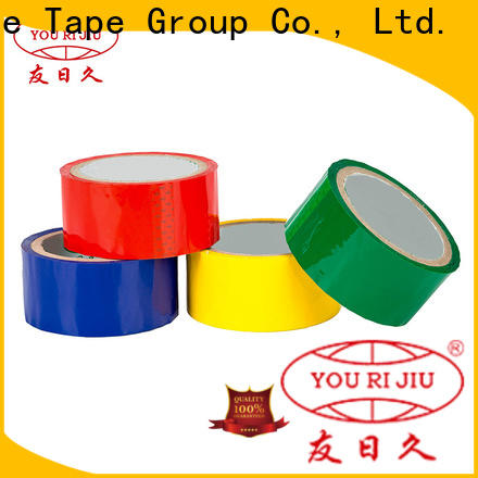 transparent colored tape anti-piercing for auto-packing machine