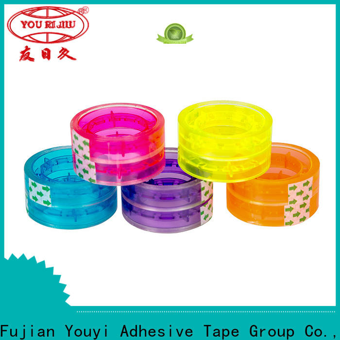 non-toxic bopp packing tape factory price for strapping