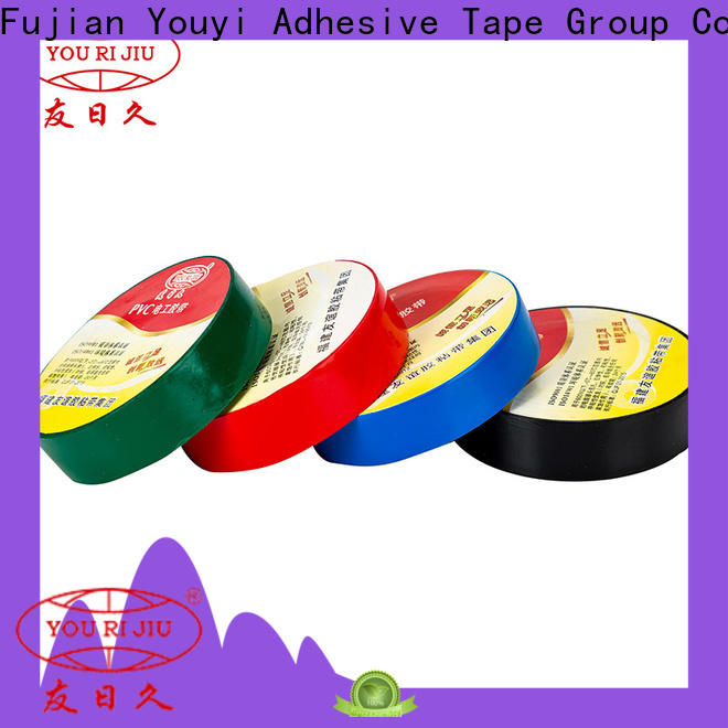 Yourijiu electrical tape wholesale for insulation damage repair