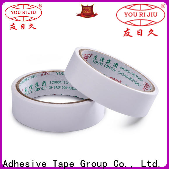 Yourijiu professional two sided tape online for food