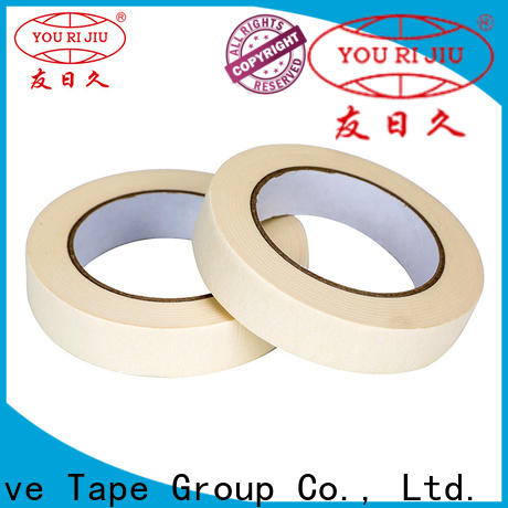Yourijiu high temperature resistance masking tape directly sale for bundling tabbing