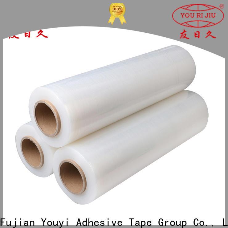 customized stretch film wrap supplier