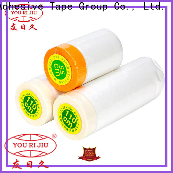 Yourijiu Pre-taped masking Film factory for household