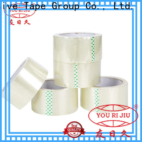 good quality bopp packing tape factory price for strapping