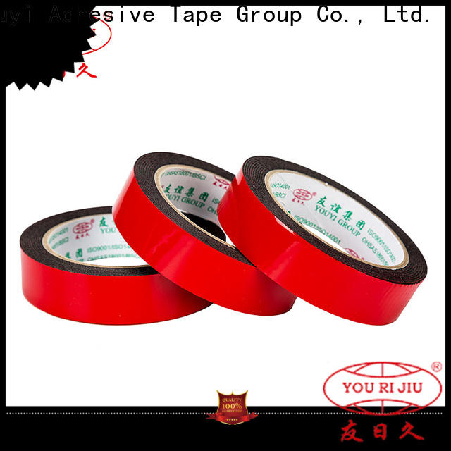 aging resistance double sided eva foam tape online for stationery