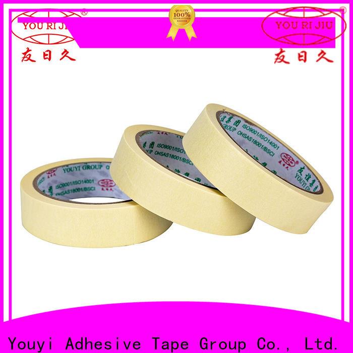 high temperature resistance masking tape wholesale for bundling tabbing
