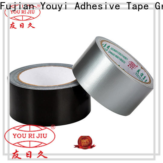 Yourijiu temperature resistance cloth tape supplier for heavy-duty strapping