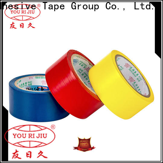 Yourijiu pvc adhesive tape supplier for motors
