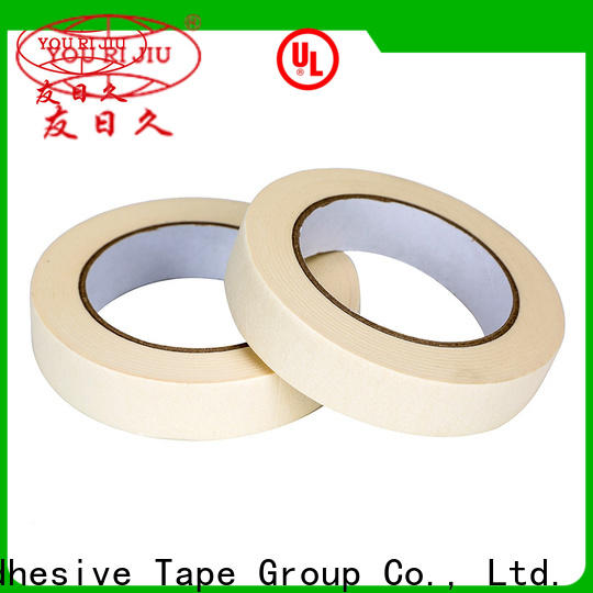good chemical resistance adhesive masking tape directly sale for bundling tabbing