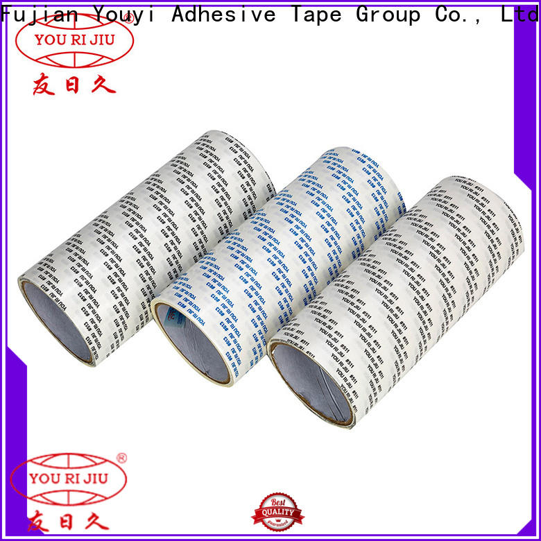 Yourijiu stable pressure sensitive adhesive tape from China for bridges