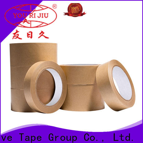 professional kraft paper tape at discount for decoration