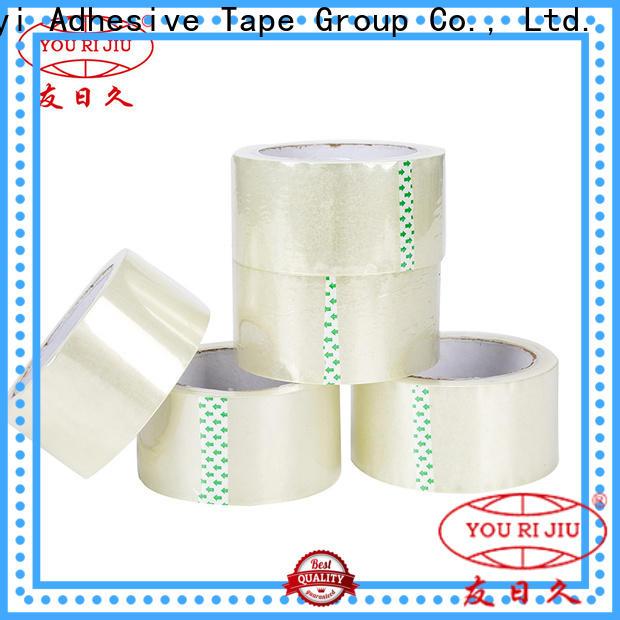 Yourijiu bopp packaging tape anti-piercing for decoration bundling