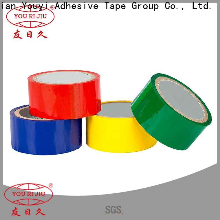 Yourijiu bopp packaging tape supplier for strapping