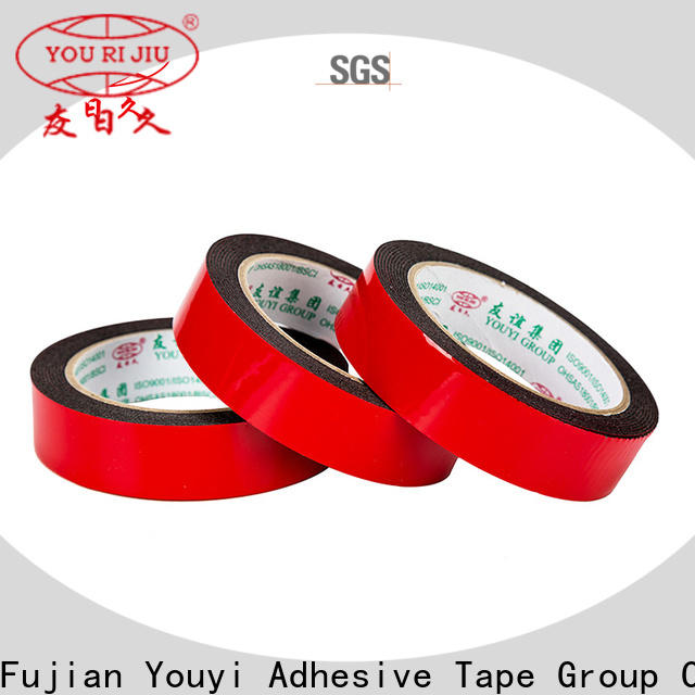 Yourijiu double face tape manufacturer for stickers