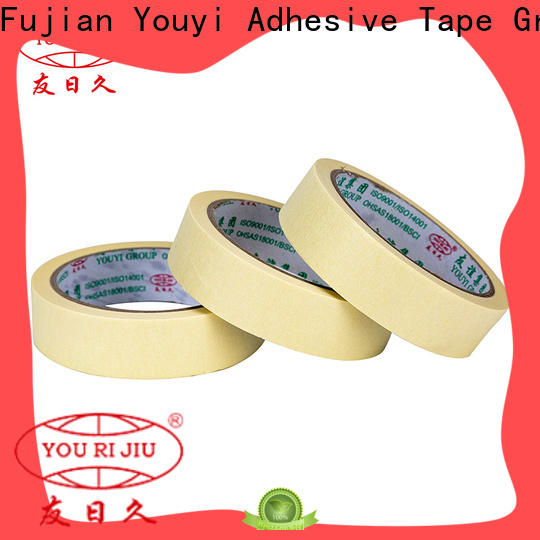 Yourijiu high temperature resistance masking tape easy to use for home decoration