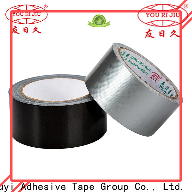 Yourijiu corrosion resistance duct tape on sale for waterproof packaging