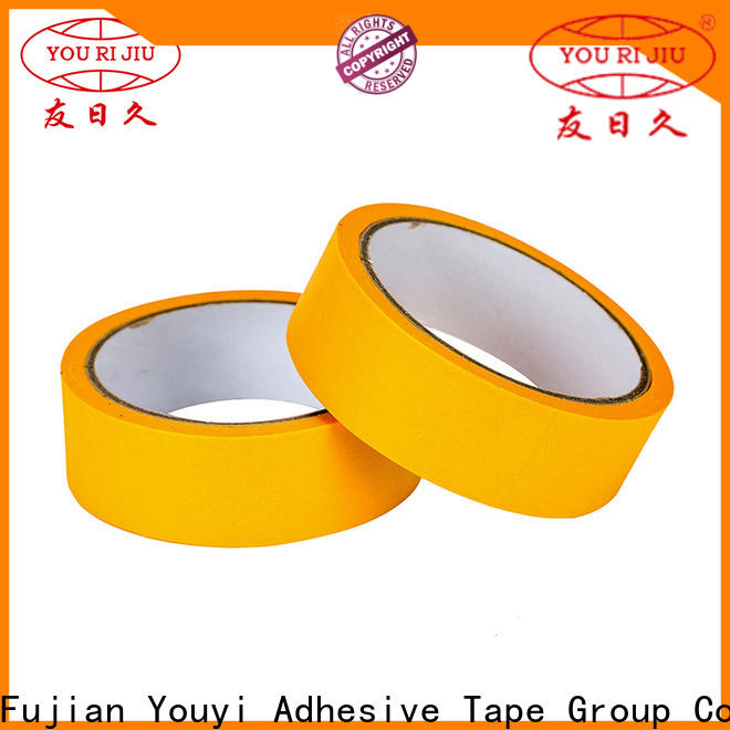 Yourijiu paper tape manufacturer for tape making