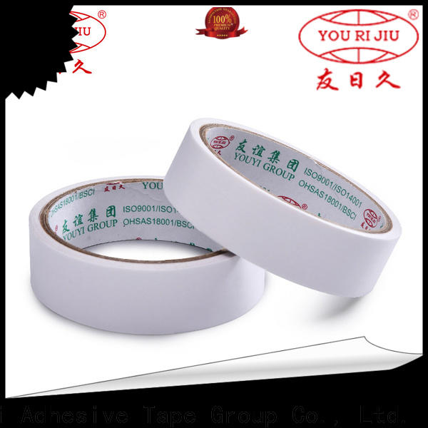 Yourijiu double side tissue tape at discount for stickers