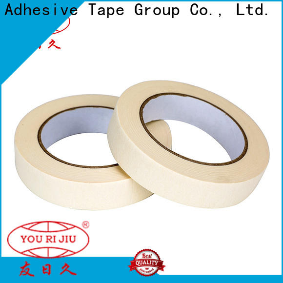 high adhesion adhesive masking tape easy to use for bundling tabbing