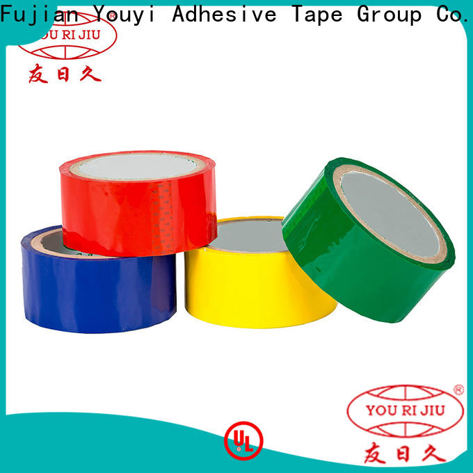 Yourijiu bopp stationery tape supplier for strapping