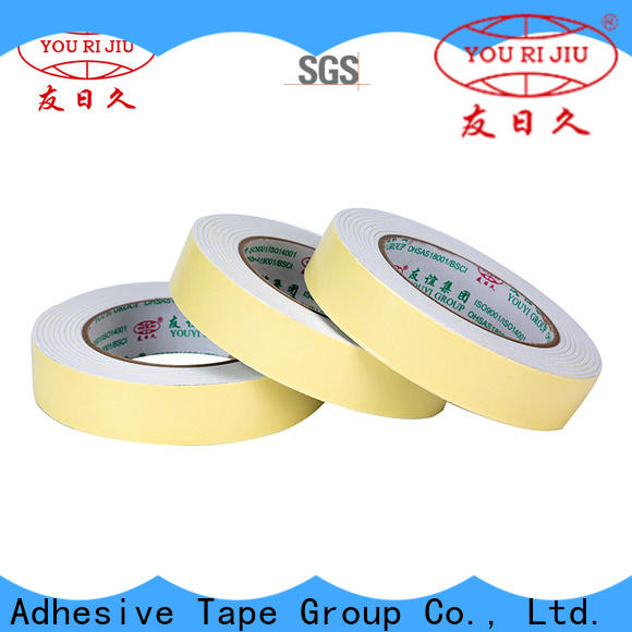 anti-skidding double sided tape manufacturer for stickers