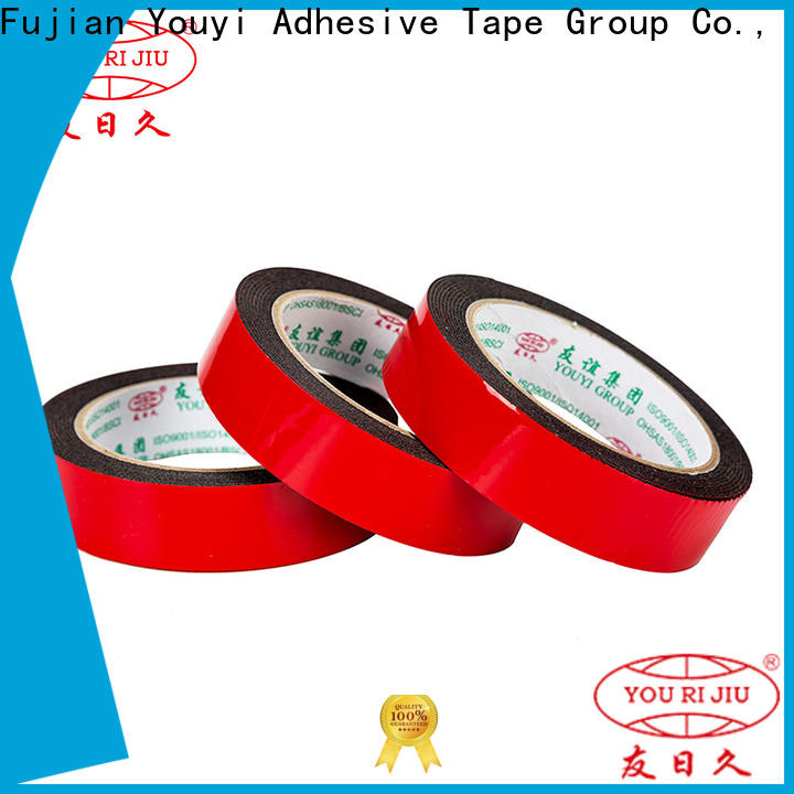 Yourijiu professional double face tape at discount for stationery