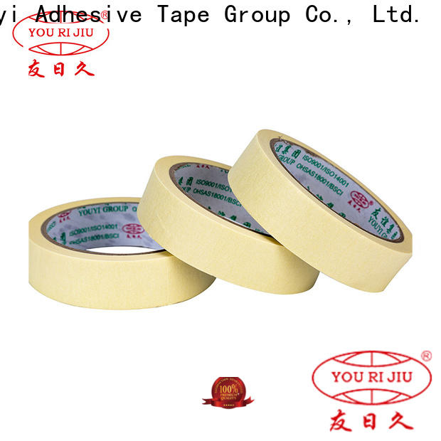 Yourijiu best masking tape supplier for woodwork